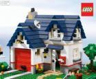 Lego dům