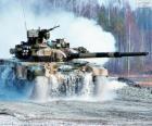 Ruský tank T-90S