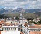 Historické město Sucre, Bolívie