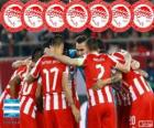 Olympiacos FC mistr 2013-2014