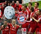 Bayern Mnichov mistr 2013-2014