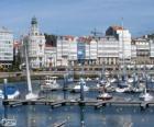La Coruña, Španělsko