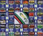 Skupiny Brazílie 2014