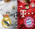 Champions League - Liga mistrů UEFA semifinále 2013-14, Real Madrid - Bayern