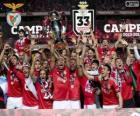 Benfica, mistr 2013-2014