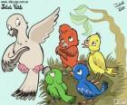 Ptáci barev, Julieta Vitali