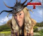 Rafana Thorstonavá, Jak vycvičit Draka 2