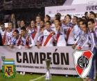 River Plate, mistr Torneo Final Argentinan 2014