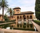 Palác Alhambra, Granada, Španělsko
