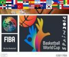 Mistrovství světa v basketbalu 2014. FIBA Mistrovství pořádané Španělsko