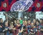 San Lorenzo de Almagro, mistrem Copa Libertadores 2014