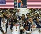 Spojené státy americké, mistr Mistrovství světa v basketbalu mužů 2014