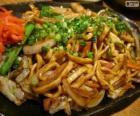 Jakisoba, japonské jídlo