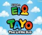 Logo TAYO malý autobus