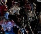 Halloween kostry