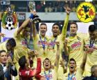 Club America, mistr Apertura Mexiko 2014