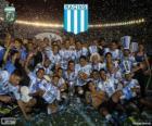 Racing Club de Avellaneda, mistr Torneo de Transición 2014 v Argentině