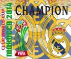 Real Madrid CF, Mistr Mistrovství světa ve fotbale klubů FIFA 2014