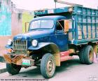 Fargo vozík, 1947