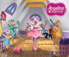 Angelina Ballerina esej
