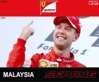 Vettel G.P. Malajsie 2015