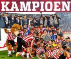 PSV Eindhoven mistr 2014-2015