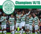 Celtic FC mistr 2014-2015