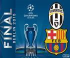 Konečné 2014/15 Ligy mistrů UEFA