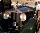 Svatební Rolls-Royce