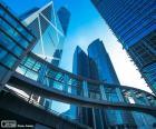 Budovy úřadů Hong Kong