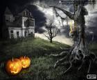 Strašidelné domě straší