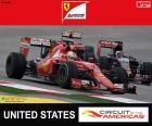 Vettel, Grand Prix USA 2015