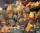 Vánoční trh, ozdoby