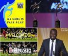 Cena Fair Play FIFA 2015