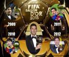 Zlatý míč FIFA 2015