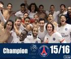 PSG mistr 2015-2016