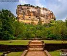 Antické město Sigiriya, Srí Lanka