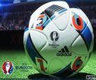 Beau Jeu, míč od Adidas pro Euro 2016 ve Francii