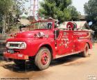 Hasičské auto, Barma