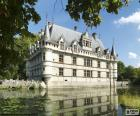 Zámek Azay-le-Rideau