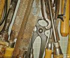Tesařské nástroje