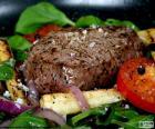 Biftek na grilu
