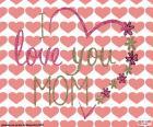 Miluji tě máma