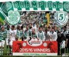 Celtic FC mistr 2015-2016