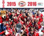 PSV Eindhoven, mistr 2015-2016