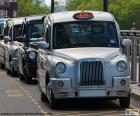 Londýn taxi