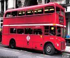 Londýn autobusové