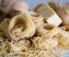 Italské těstoviny, špagety