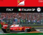 S.Vettel, G.P Itálie 2016
