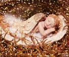 Spící anděl